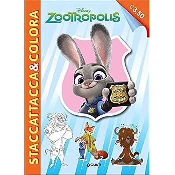 Zootropolis. Con Adesivi
