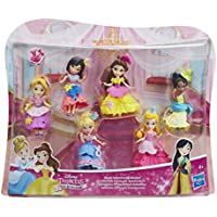 Disney Princesses Princess Poupée Collection Mini Aventurieres Pack, E0113