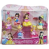 Disney Princess–Doll Princess Collection mini-princesses Aventurieres Pack, E0113