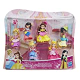 Disney Princesses Princess Poupée Collection Mini Aventurieres Pack, E0113