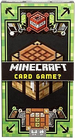 Jeu de cartes Mincraft