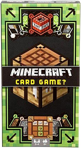Minecraft - Juego de cartas (Mattel Games DNG61)