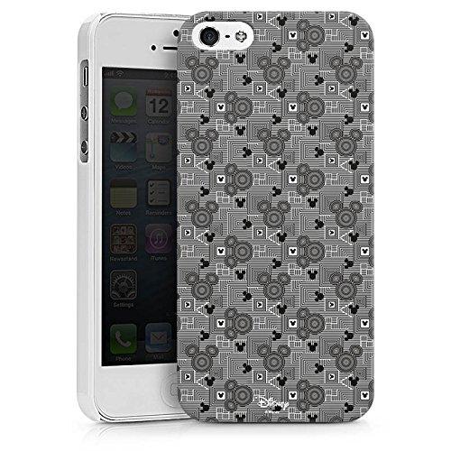 Apple iPhone X Silikon Hülle Case Schutzhülle Disney Mickey Mouse Geschenke Fanartikel Hard Case weiß