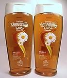 Manzanilla (Chamomille) Shampoo - Natural Gloss 400ml by Grisi - (Set of 2) by Manzanilla