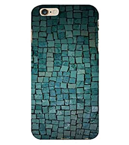 EPICCASE Piled up bricks Mobile Back Case Cover For Apple iPhone 6 Plus (Designer Case)