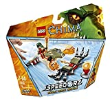 LEGO Legends of Chima Speedorz 70150 - Feuer-Klauen - LEGO