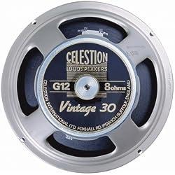 'Celestion Silver' Vintage 3060W de altavoz con Spade Connectors (16Ω)