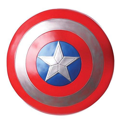 Te vas a Disfrazar el Capitán ? Escudo del Capitan America de 61 CM