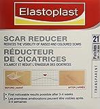 Elastoplast Réducteur de Cicatrices 21 Pansements Transparents