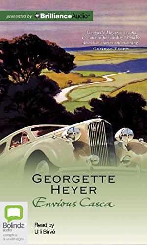 Envious Casca (Inspector Hemingway): Written by Georgette Heyer, 2015 Edition, (Unabridged) Publisher: Bolinda Audio [Audio CD]