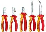 Knipex VDE - Kombizange - Abisolierzange - Seitenschneider - Flachrundzange