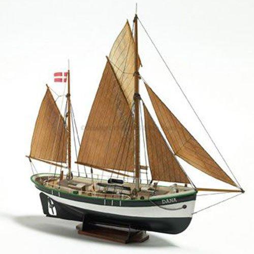 bausatz Dana Angelboot Maßstab 1:60 ()