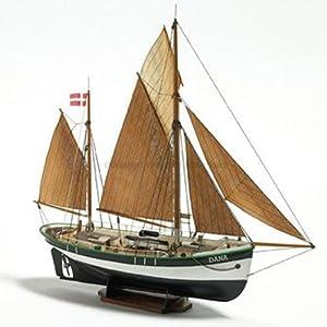 Billing Boats Facturación Barcos 1: 60Escala Dana Barco de Pesca Modelo Kit de construcción