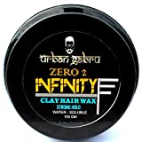 #2: UrbanGabru Zero to Infinity Hair Wax for Strong Hold and Volume - 100 g