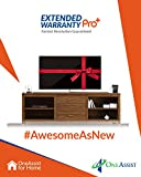 OneAssist 2 Years Extended Warranty for TVs Between Rs 1,00,001 to Rs 1,70,000