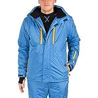 Gregster - Chaqueta de esquí y snowboard para hombre