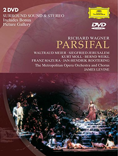 Richard  Wagner - Parsifal (NTSC) [2 DVDs]
