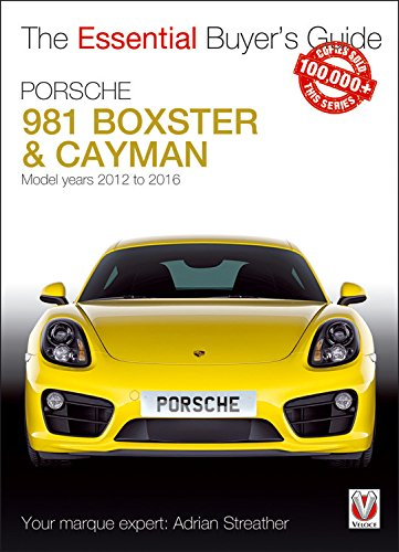 porsche-981-boxster-cayman-essential-buyers-guide
