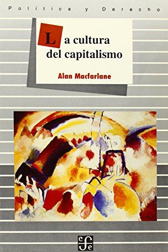 La cultura del capitalismo
