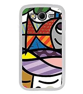 Graffiti 2D Hard Polycarbonate Designer Back Case Cover for Samsung Galaxy Grand 2 :: Samsung Galaxy Grand 2 G7105 :: Samsung Galaxy Grand 2 G7102