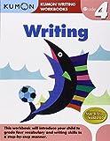 Writing, Grade 4 (Kumon Writing Workbooks)