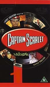 Captain Scarlet - Complete Series [VHS]