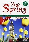 Anglais 6e New Spring - Workbook