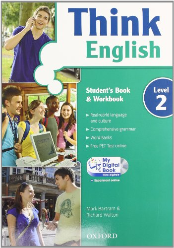 Think English. Student's book-Workbook-Culture book-My digital book. Per le Scuole superiori. Con CD-ROM. Con espansione online: 2