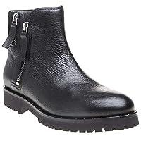 ILSE JACOBSEN Alena Zip Boots Black