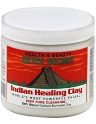 Aztec Secret Indian Healing Clay Deep Pore Cleansing, 1 Pound by Aztec Secret