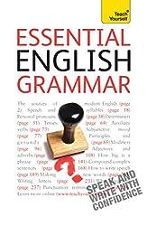 Essential English Grammar: An in-depth guide to modern English grammar