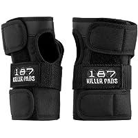Killer Pads Equipo de protección Wrist Guard, Negro, L, 11.11.WRG.03–05