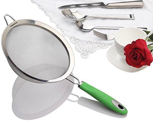colador-y-bolsa-de-horchata-acero-inoxidable-green-only-8-inch-diameter