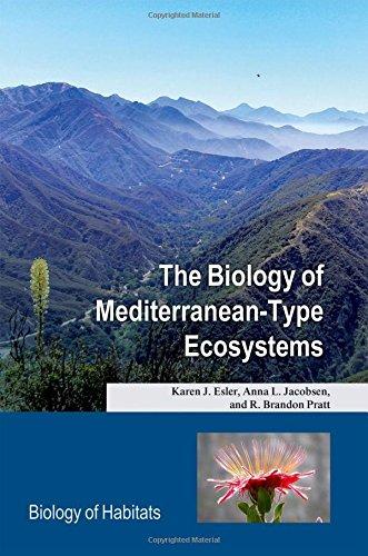 The Biology of Mediterranean-Type Ecosystems (Biology of Habitats Series)