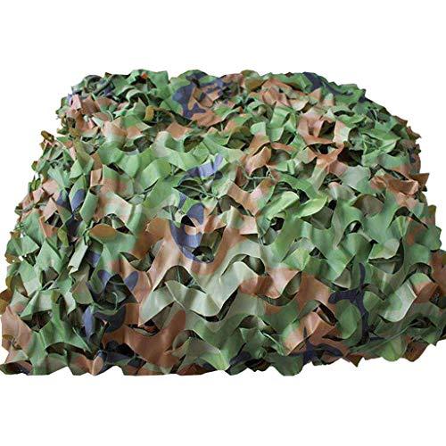 Camo Netting, UV-beständige Schatten für Camping Party Dekoration unter dem Motto Restaurant Dekor,5 * 6m ()