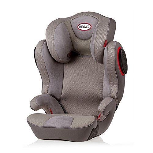 Heyner 792200 Kindersitz MaxiProtect ERGO 3D-SP (II, III), Koala Grey