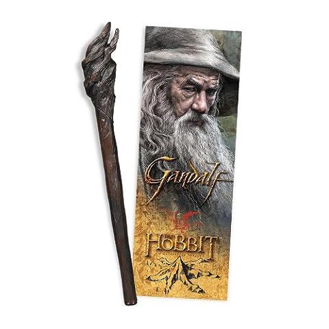 Gandalf Le Gris - Le Hobbit - Stylo & Marque-Page Effet
