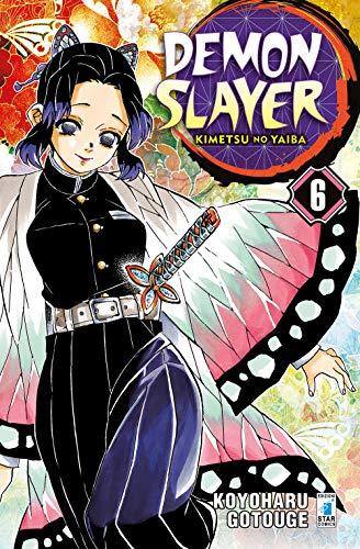 Demon slayer. Kimetsu no yaiba: 6