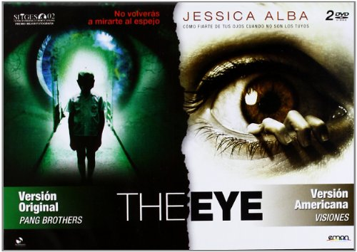 Pack: The Eye (Original + Remake) (Import Dvd) (2013) Angelica Lee; Jessica Al