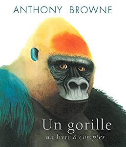 vignette de 'Un gorille (Anthony Browne)'