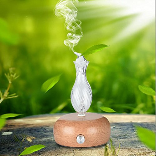 LL-Nebulizing Pure Essential Oil Aromatherapy Diffuser, Premium Home & Professional Use, No...