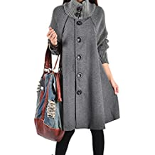 huge discount 8e78d 86791 Amazon.it: giacca di lana donna - Multicolore