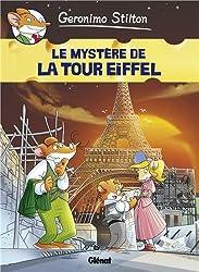 Geronimo Stilton, Tome 11 : Le mystère de la tour Eiffel