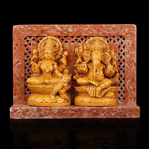 bon-augure-assis-lakshmi-figurine-stone-religieux-hindou-ganesh-statue
