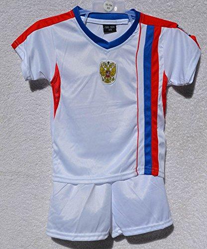 RUSSLAND Kinder Trikot WM 2018 Größe 122/128 Trikot