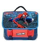 Bagtrotter Spiderman Bagage Enfant, 38 cm, Bleu