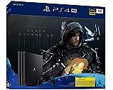PlayStation 4 Pro – Konsole inkl. Death Stranding (1TB, schwarz, Pro)