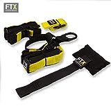 Profi Suspension Trainer Basic schwarz-gelb - 3