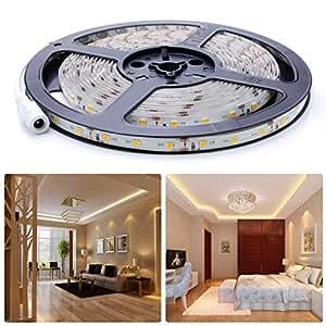 auralum flexible 5m dc 12v 36w smd 2835 300 leds ip65. Black Bedroom Furniture Sets. Home Design Ideas