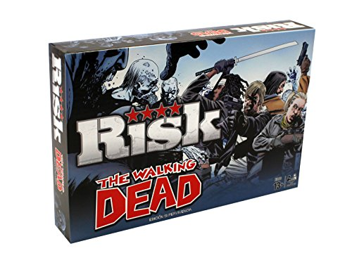 3. Risk The Walking Dead - Juego de zombies estratégico